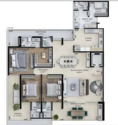 Apartamento de 200 m2 - Jóquei