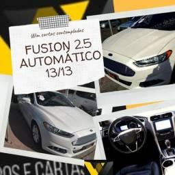 Ford/Fusion 2.5 Automático 13/13 Não Consultamos Score - 2013