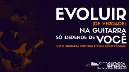 Maior Curso de Guitarra do Brasil, do Zero ao Avançado