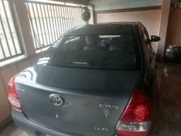 Toyota Etios - 2015