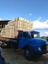 Caminhão trabalhando,vendo ou troco por  caçamba truck ou carreta