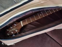 Vendo violão Takamine G Séries semi novo Acustico1.350 contato *