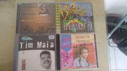 CD original diversos cantores valor da unidade.