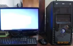 CPU Intel com placa de video - ac tr, usado comprar usado  São Paulo