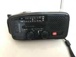 Rádio de Emergência Etón Microlink FR160