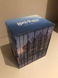 Livros Harry Potter série completa