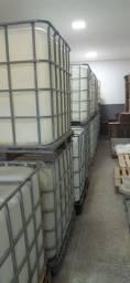 Caixão de litros