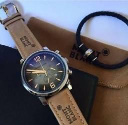 Relógios Mont Blanc - Requinte, estilo e elegância reunidos num só relógios