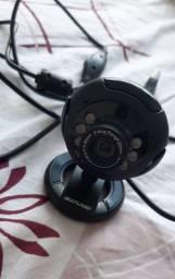 Webcam Miltilaser Nova ainda na garantia
