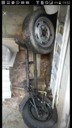 Vendo suspensão dianteira do fusca 72 com catraca e freio a disco