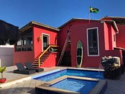 Casa em Guarajuba com 6/4, 03 suítes, Camaçari/BA