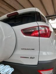 EcoSport titanium powershift 2.0 automática 50km
