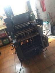 Precisa-se de impressor para offset gto 46
