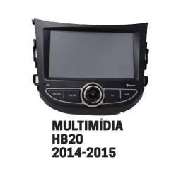 Multimídia HB20 2014-2015