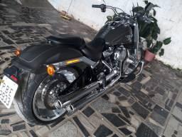 Harley Davidson fat boy 17/18