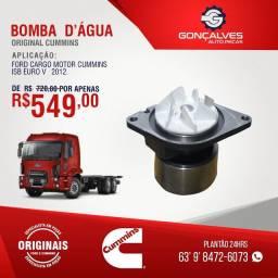 BOMBA D ÁGUA ORIGINAL FORD CARGO