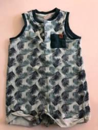 Macacão bebê - Menino roupas infantil