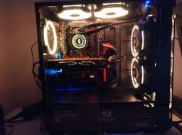 PC Gamer High End Computador Roda Tudo Novo com Garantia em Petrópolis