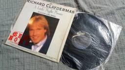 Disco de Vinil - Richard Clayderman - A Little Night Music