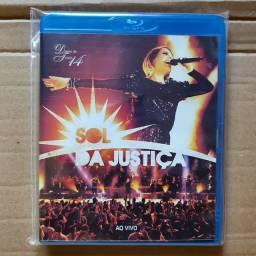 Blu- Ray Diante do Trono - Sol da Justiça