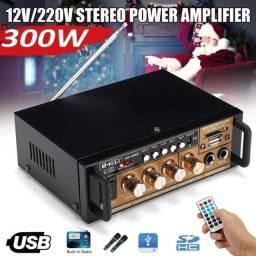 Super oferta Amplificador receiver bluetooth