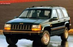 Sucata Cherokee 1997 peças sem Mecanica