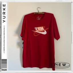 Camisa Nike just do it Red