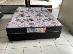 Cama box casal box box