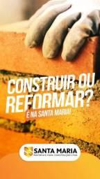 Santa Maria material para construção