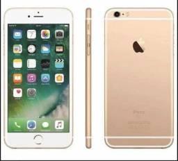 iPhone 6plus 128GB Gold zero lacrado.