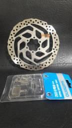 Disco de freio Shimano RT26 parafusado