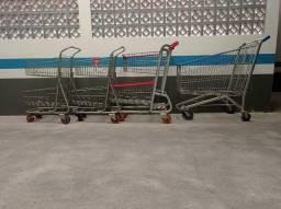 Carrinhos de compras