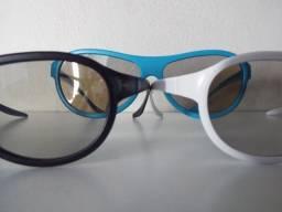 Óculos 3d - LG Ag-F315 Cinema 3d - Kit 3 Óculos - Originais e funcionando!
