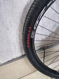 Bicicleta 1/12 velocidade 4 meses de uso