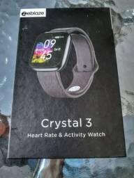 Vendo/troco Smartwhach Zeblaze crystal 3