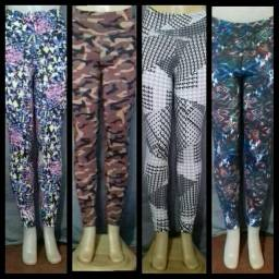 Vendo Legging no Atacado