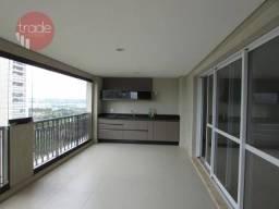 Apartamento com 4 dormitórios para alugar, 295 m² por R$ 8.500,00/mês - Residencial Morro