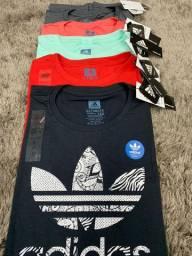 Camisetas fio 30.1 - Várias marcas - Fazemos Entrega