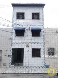 Apartamento para alugar com 1 dormitórios em Benfica, Fortaleza cod:25127