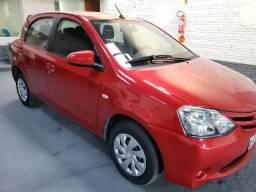 Toyota Etios XS 1.5 MT