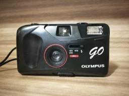 Câmera Olympus antiga