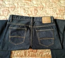 Calça jeans masculina Aeropostale original como nova (nº 36/38)
