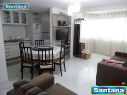 Apartamento com 3 dormitórios 2 suítes à venda, 105 m² por R$ 350.000 - Centro - Caldas No
