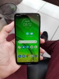 Motorola Moto G7 Power passo cartão(Anápolis)