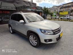 Volkswagen Tiguan 2.0 TSI 4wd 16V 200cv Tiptronic 5p Com Teto Panorâmico Estendido!!!!