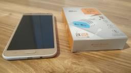 Samsung J7 16 GB tela intacta com Carregador