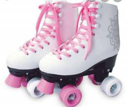 Patins Quad semi novo