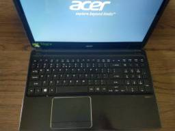 Notebook Acer touch screen core i5 HD 1 tb