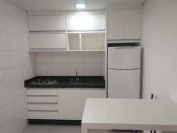 Apartamento próximo UEM - cozinha planejada, maquina de lavar e geladeira