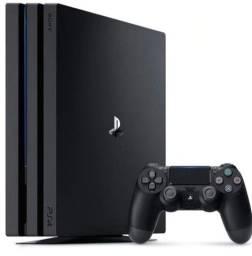 PlayStation 4 pro -5 meses de uso